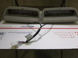 Ford Crown Victoria Federal Signal Stop/Deck LED lights