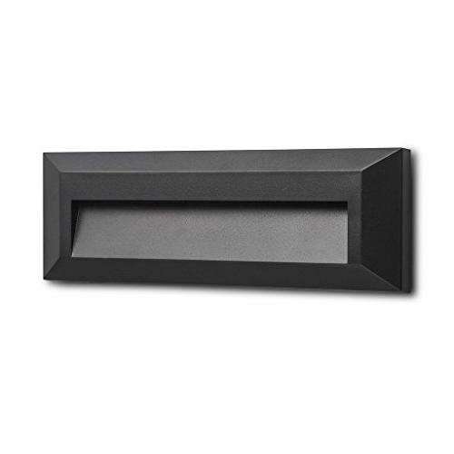 stairs deck light rectangle wall