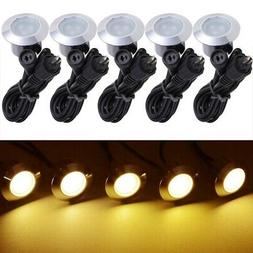 LED Deck Step Lights Pathway Stair Path Lamp Waterproof Outd