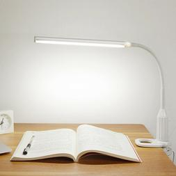 LED Desk Lamp Table Lamp Clip On Dimmable For Home Office St
