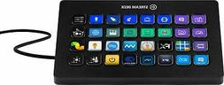 Elgato - Stream Deck XL Wired Keypad with Back Lighting - Bl