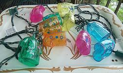 TROPICAL SHIRTS / SHORTS INDOOR/OUTDOOR 10 CT STRING LIGHTS~